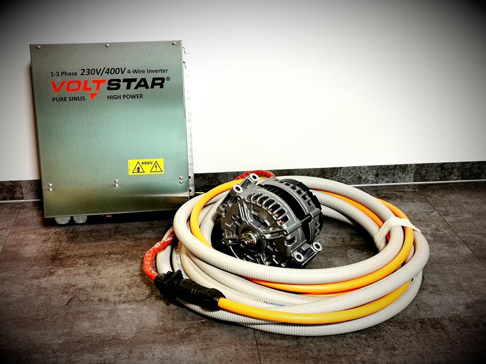 VoltStar®400V/8kW jetzt verfügbar