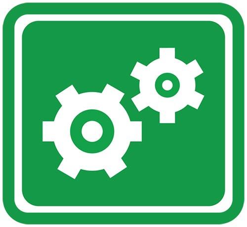 Icon für GETRIEBE-/SONDERBAU